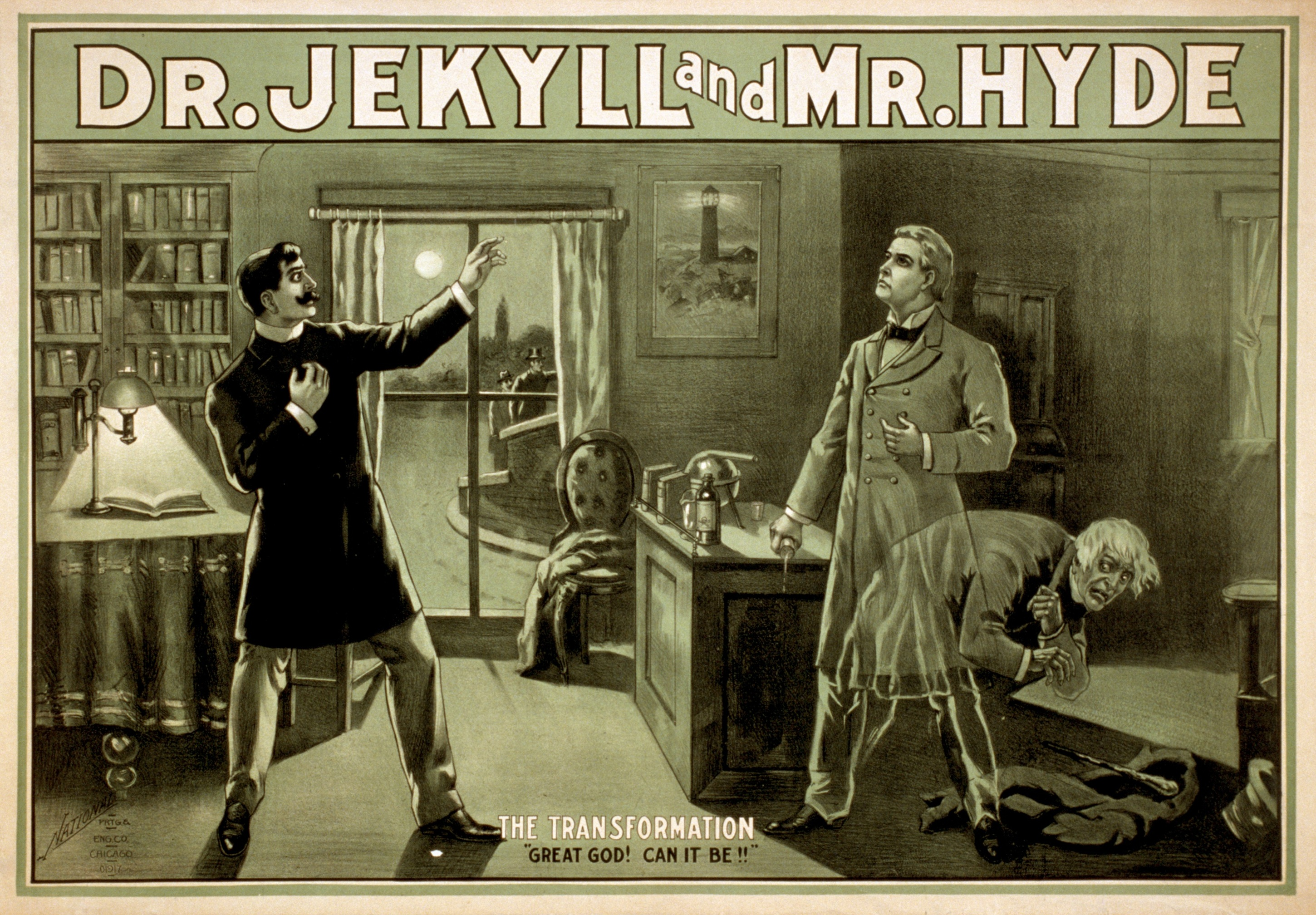 Engels Samenvatting Dr. Jekyll and Mr. Hyde - Robert Louis Stevenson