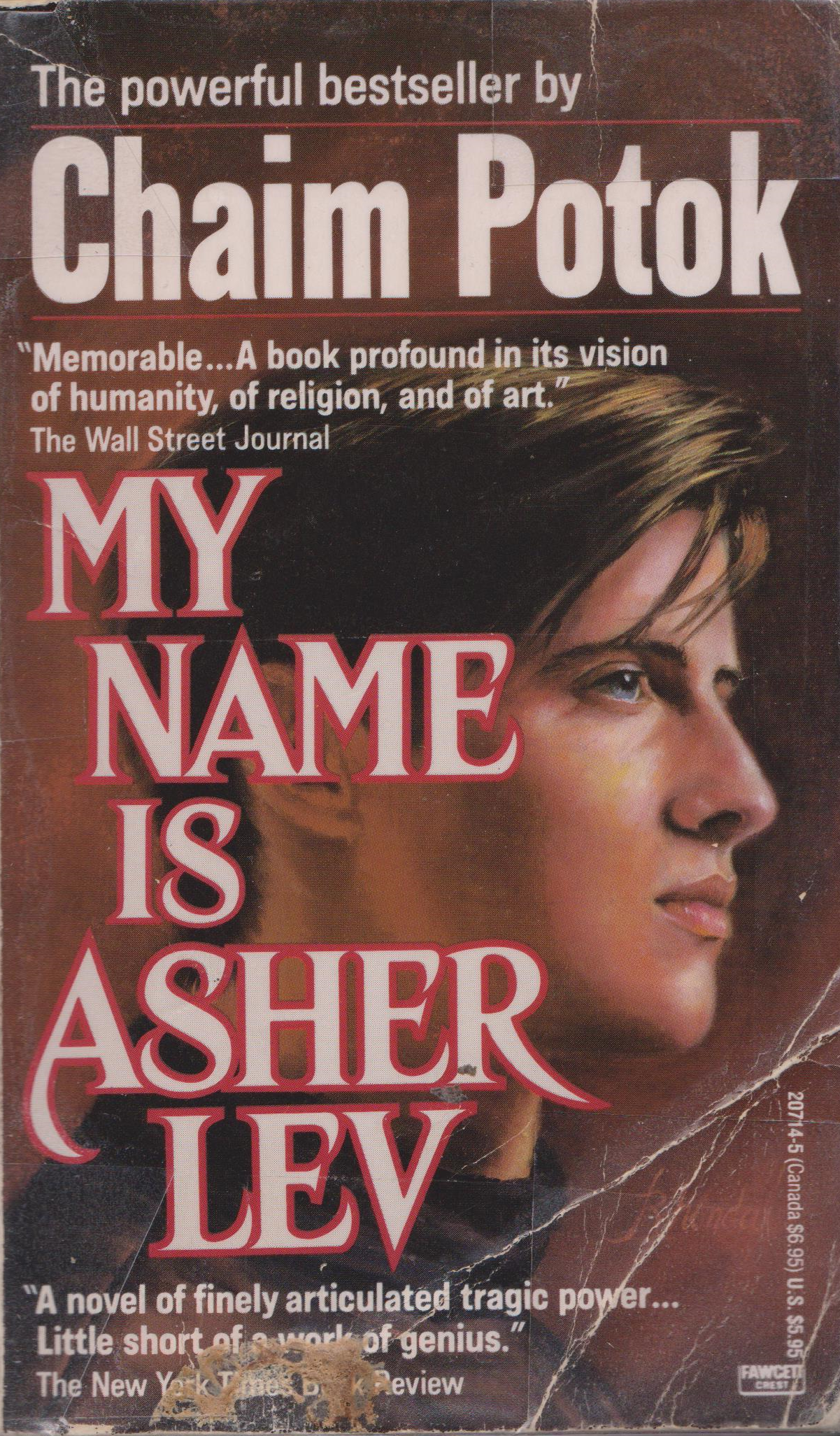 asher lev